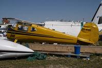 CF-KVO @ CZVL - Cessna 140 - by Yakfreak - VAP