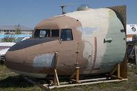 N269LM @ CZVL - ex Israeli AF Douglas DC3 - by Yakfreak - VAP