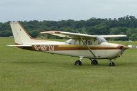 G-BFZV @ EGTB - Visitor to 2009 AeroExpo at Wycombe Air Park