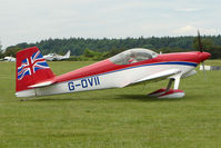 G-OVII @ EGTB - Visitor to 2009 AeroExpo at Wycombe Air Park