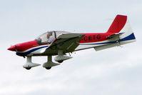 G-CETG @ EGTB - Visitor to 2009 AeroExpo at Wycombe Air Park