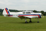 HA-JAB @ EGTB - Visitor to 2009 AeroExpo at Wycombe Air Park