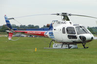 SE-HJC @ EGTB - Visitor to 2009 AeroExpo at Wycombe Air Park