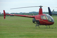 G-BWTH @ EGTB - Visitor to 2009 AeroExpo at Wycombe Air Park
