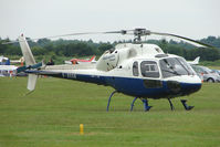 G-BOSN @ EGTB - Visitor to 2009 AeroExpo at Wycombe Air Park - by Terry Fletcher