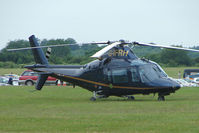G-IFRH @ EGTB - Visitor to 2009 AeroExpo at Wycombe Air Park - by Terry Fletcher