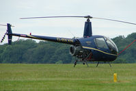 G-BXXN @ EGTB - Visitor to 2009 AeroExpo at Wycombe Air Park