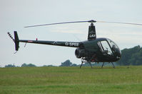 G-SPEE @ EGTB - Visitor to 2009 AeroExpo at Wycombe Air Park