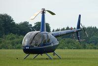 G-CPHA @ EGTB - Visitor to 2009 AeroExpo at Wycombe Air Park