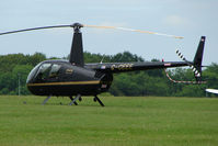 G-CEEE @ EGTB - Visitor to 2009 AeroExpo at Wycombe Air Park