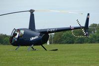 G-WALI @ EGTB - Visitor to 2009 AeroExpo at Wycombe Air Park