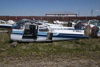 C-GGGZ @ CZVL - Cessna 172 - by Yakfreak - VAP