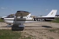 CF-GZY @ CES4 - Cessna 172