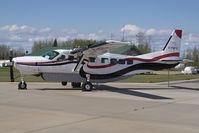 C-FAFG @ CYZH - Conair Cessna 208 - by Yakfreak - VAP