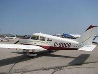 C-GOCG @ CYFD - @ Brantford Airport - by PeterPasieka