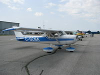C-GCNA @ CYFD - @ Brantford Airport - by PeterPasieka