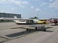 C-GCUS @ CYFD - @ Brantford Airport - by PeterPasieka