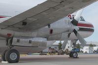 C-GKFO @ CFX4 - Conair Convair 580