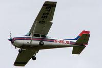 G-BOJS @ EGTB - Visitor to 2009 AeroExpo at Wycombe Air Park