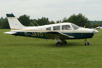 G-JAVO @ EGTB - Visitor to 2009 AeroExpo at Wycombe Air Park