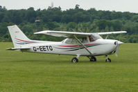 G-EETG @ EGTB - Visitor to 2009 AeroExpo at Wycombe Air Park