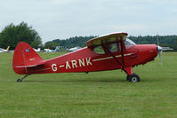 G-ARNK @ EGTB - Visitor to 2009 AeroExpo at Wycombe Air Park
