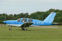 G-OTUI @ EGTB - Visitor to 2009 AeroExpo at Wycombe Air Park