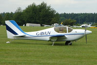 G-BVUV @ EGTB - Visitor to 2009 AeroExpo at Wycombe Air Park