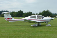 G-EMMM @ EGTB - Visitor to 2009 AeroExpo at Wycombe Air Park