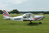 G-ODRY @ EGTB - Visitor to 2009 AeroExpo at Wycombe Air Park