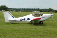 G-FLOX @ EGTB - Visitor to 2009 AeroExpo at Wycombe Air Park