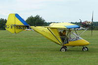 G-TSKD @ EGTB - Visitor to 2009 AeroExpo at Wycombe Air Park
