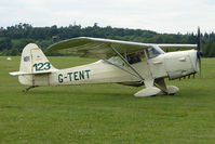 G-TENT @ EGTB - Visitor to 2009 AeroExpo at Wycombe Air Park