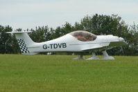 G-TDVB @ EGTB - Visitor to 2009 AeroExpo at Wycombe Air Park