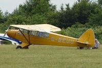 G-BEUU @ EGTB - Visitor to 2009 AeroExpo at Wycombe Air Park