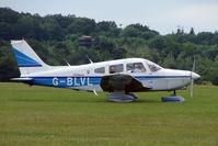 G-BLVL @ EGTB - Visitor to 2009 AeroExpo at Wycombe Air Park