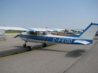 C-FEOO @ CYFD - @ Brantford Airport - by PeterPasieka
