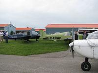 C-FRHP @ CNC3 - @ Brampton Airport - by PeterPasieka