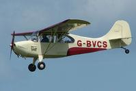 G-BVCS @ EGTB - Visitor to 2009 AeroExpo at Wycombe Air Park
