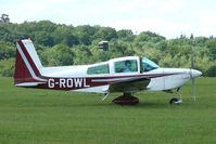 G-ROWL @ EGTB - Visitor to 2009 AeroExpo at Wycombe Air Park