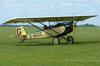G-BUCO @ EGTB - Visitor to 2009 AeroExpo at Wycombe Air Park