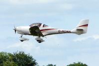G-ROWA @ EGTB - Visitor to 2009 AeroExpo at Wycombe Air Park