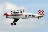 G-CDRU @ EGTB - Visitor to 2009 AeroExpo at Wycombe Air Park