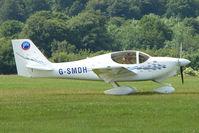 G-SMDH @ EGTB - Visitor to 2009 AeroExpo at Wycombe Air Park