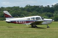 G-BXVU @ EGTB - Visitor to 2009 AeroExpo at Wycombe Air Park
