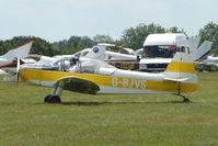 G-BJVS @ EGTB - Visitor to 2009 AeroExpo at Wycombe Air Park