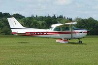 G-BHPZ @ EGTB - Visitor to 2009 AeroExpo at Wycombe Air Park