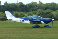 G-MUTT @ EGTB - Visitor to 2009 AeroExpo at Wycombe Air Park