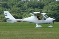 G-CBDH @ EGTB - Visitor to 2009 AeroExpo at Wycombe Air Park