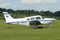 OO-NZG @ EGTB - Visitor to 2009 AeroExpo at Wycombe Air Park